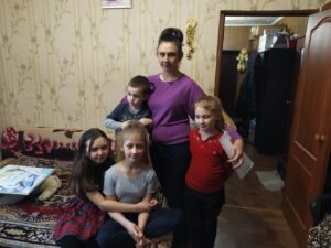 Дети Донбасса не останутся без помощи и поддержки