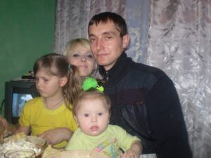 Благотворительная помощь передана семье ополченца, погибшего на Донбассе